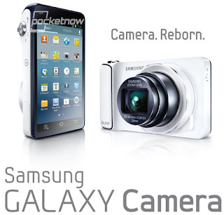 Samsung Galaxy Camera Touch Screen Display