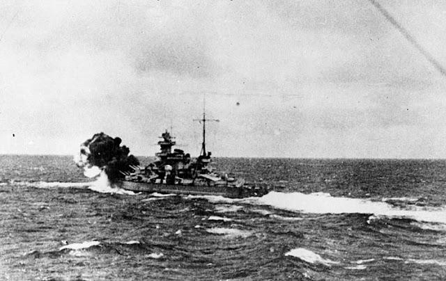 8 June 1940 worldwartwo.filminspector.com Scharnhorst Operation Juno