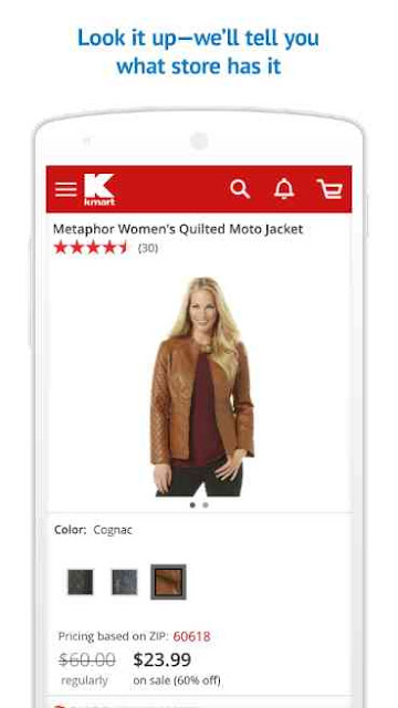 kmart shop your way rewards app