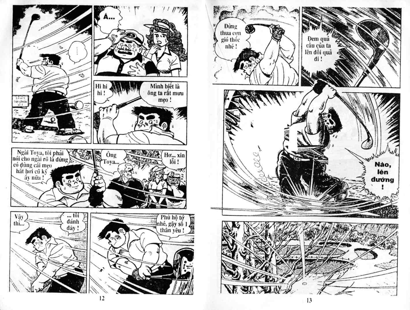 Ashita Tenki ni Naare chapter 2 trang 5
