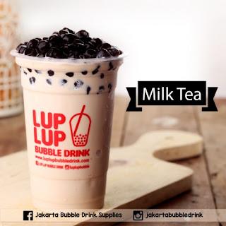 jual bubuk milk tea instagram