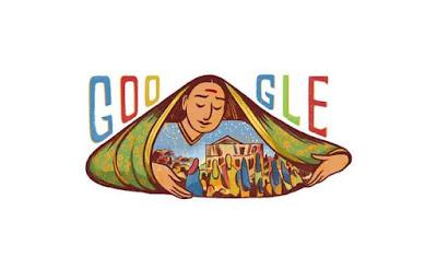 Google Doodle Pays Tribute to Savitribai Phule on 186th Birth Anniversary
