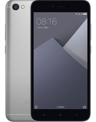 Xiaomi Redmi Note 5A hitam