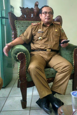 Kepala Dinas Sosial Lampung Timur Klarifikasi Pemberitaan Dirinya Sembunyi Saat Disambagi Wartawan