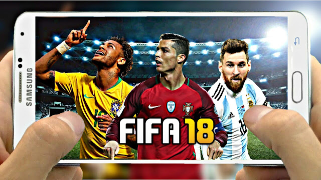 FIFA 14 MOD FIFA 18 Android Russia Edition High Graphics Offline
