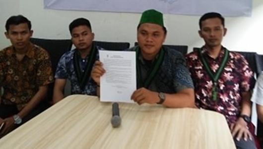 Pasca Pemilu 2019, Badko HMI Sumbar Keluarkan Pernyataan Sikap