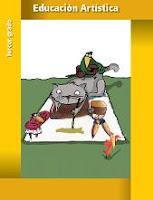 Libro de Texto Educacion Artistica Tercer Grado