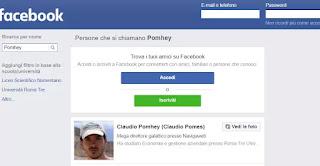 facebook senza iscrizione