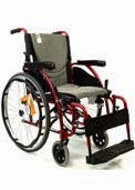 Karma S-Ergo 125 Wheelchair