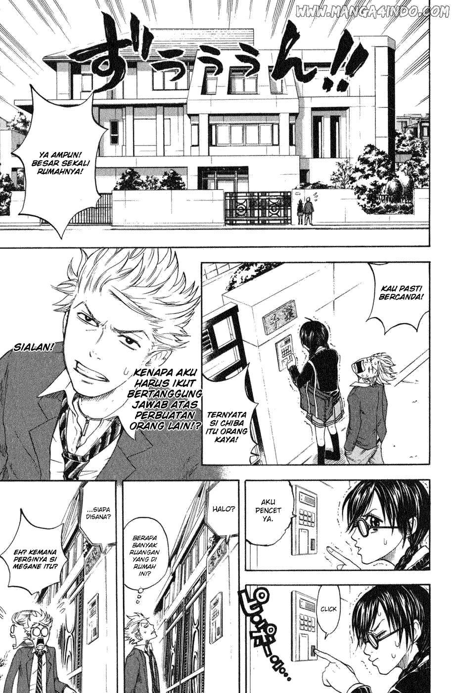 Yankee-kun to Megane-chan Chapter 03-29