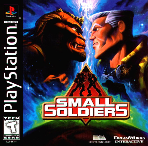 Small Soldiers - PS1 - ISOs Download