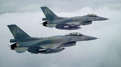 Αποκλειστικό: Σχέδιο άμεσης μετεγκατάστασης οπλισμένων μαχητικών F-16 της ΠΑ στην Πάφο – «Ασπίδα» για εχθρικές ενέργειες της Τουρκίας στον κυπριακό εναέριο χώρο