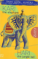Books: Kari the Elephant & Hari, the Jungle Lad