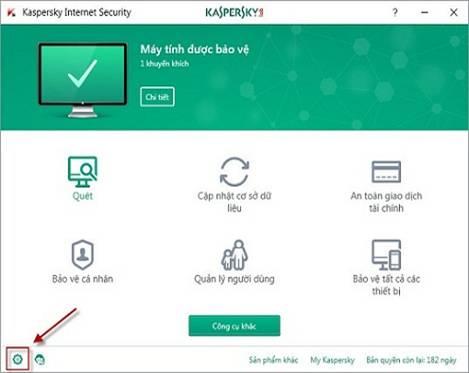 Kaspersky offline