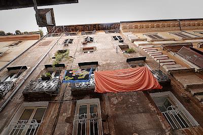 Ghetto di Roma: via della Reginella