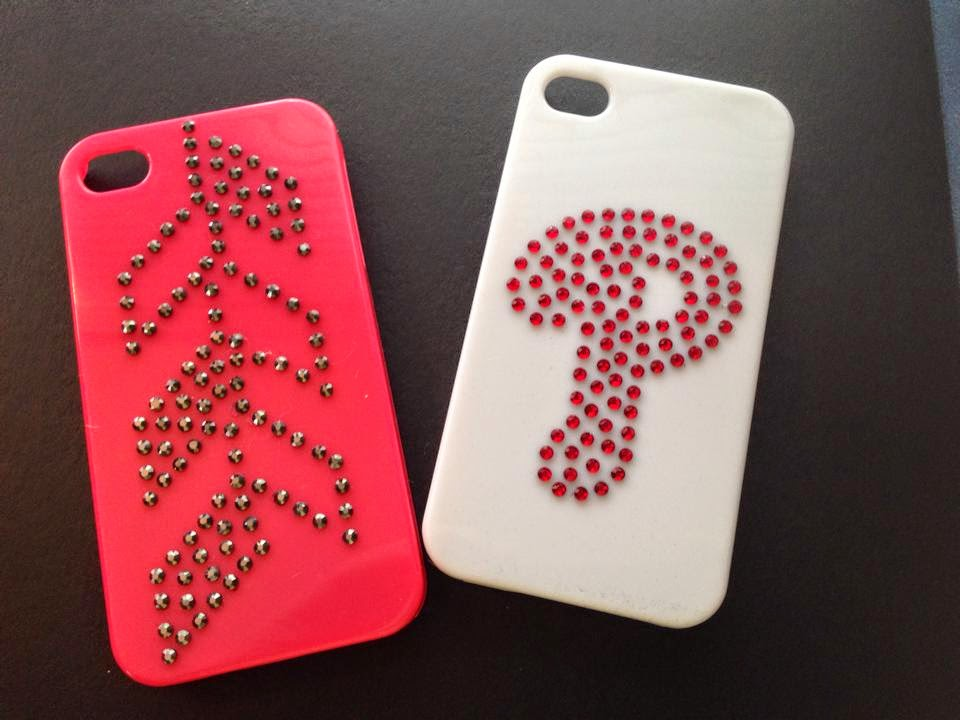 Silhouette, Rhinestones, non-apparel, Silhouette tutorial, phone cases