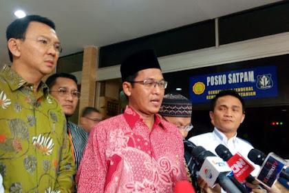 Mengejutkan! Ini yang Dialami Ahmad Ishomuddin, 3 Hari Setelah Jadi Saksi Meringankan Ahok