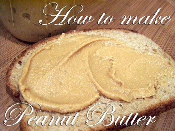 peanut butter how to use