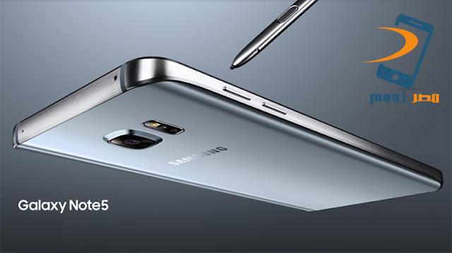 سعر ومواصفات  Samsung Galaxy Note5 Duos بالصور
