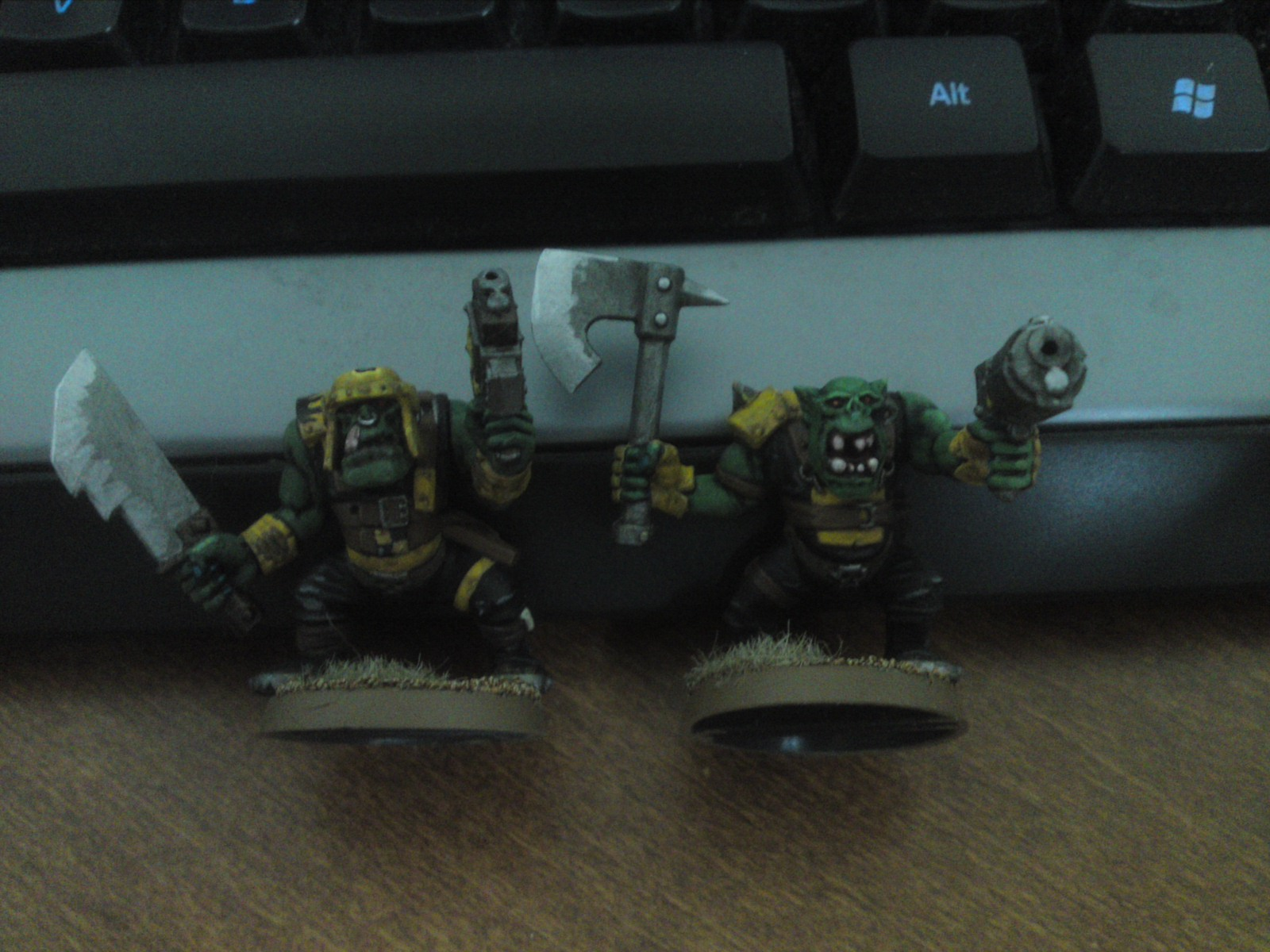 http://foureyed-monster.blogspot.com/2011/10/waaagh-meet-ugg-and-ogg.html