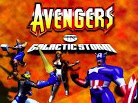 Avengers in Gaactic Storm