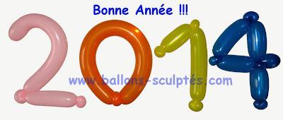 ballon 2014