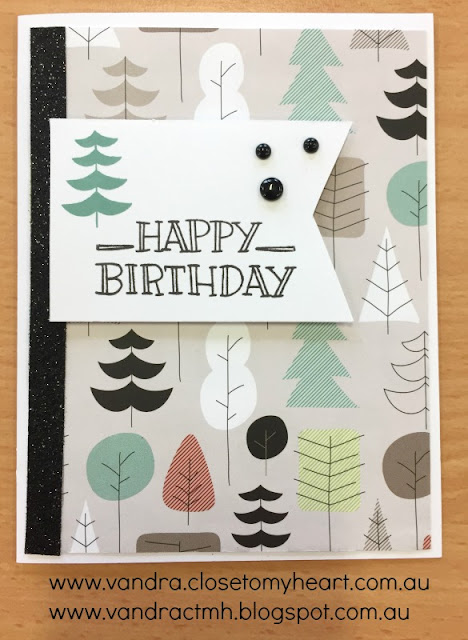 #CTMHJack, Jack, D1723, Z3339, scrapbooking, cardmaking, stamping, lumberjack, outdoors, trees, camping, Birthday, tartan, plaid, axe, flowers, Mothers Day, Vandras Virtual CTMH Craftroom.