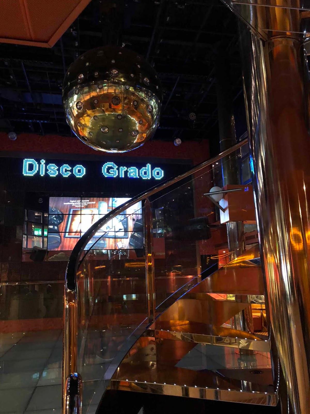 Laivan disco