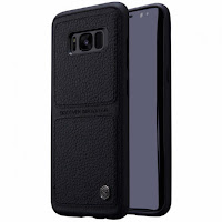 leather back case samsung Galxy s8