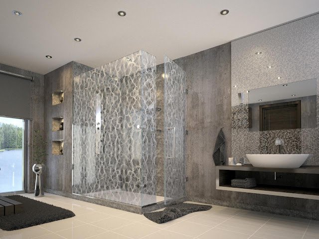 Awesome Bathrooms And Awesome Showers: Most Beautiful Houses In