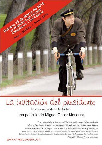 La invitación del presidente (2015)