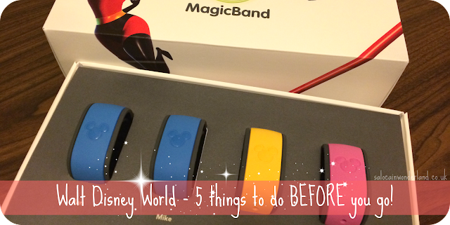 what to do before you go to walt disney world
