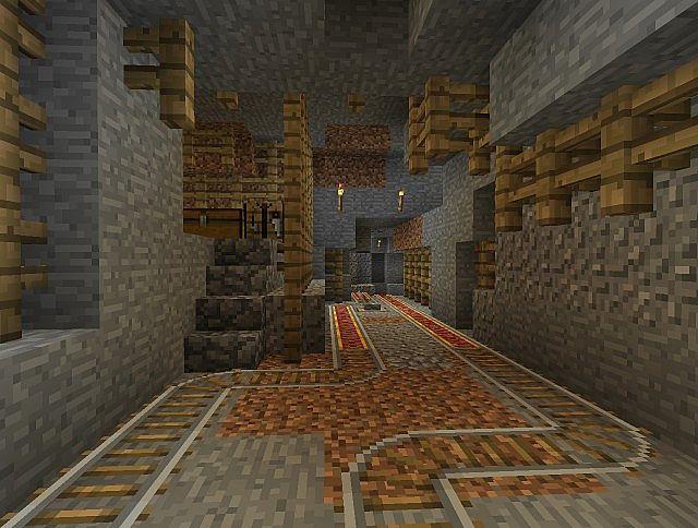 Minecraft Maden Ray