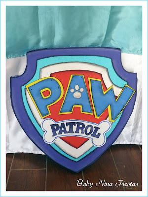 escudo patrulla canina