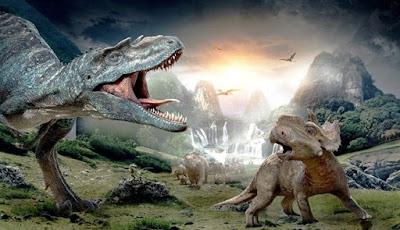 Kepunahan Massal Memicu Ekspansi Dinosaurus Di Muka Bumi