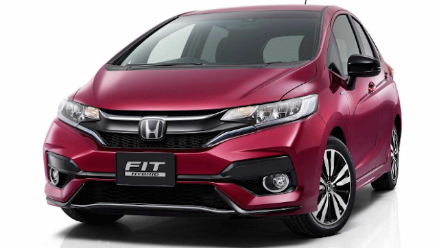 2018 Honda Fit Design