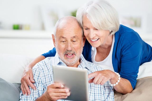 Tecnología para adultos mayores