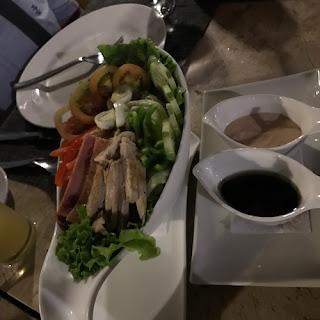 Green Salad from Bohol Beach Club