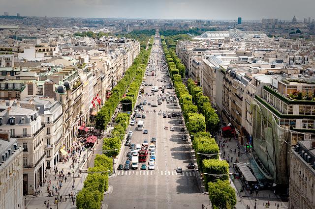 Dirigir em Paris