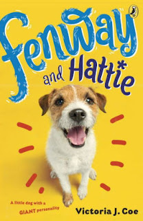 "Kid's Book Group Reads ""Fenway and Hattie"" October 18, 2017"