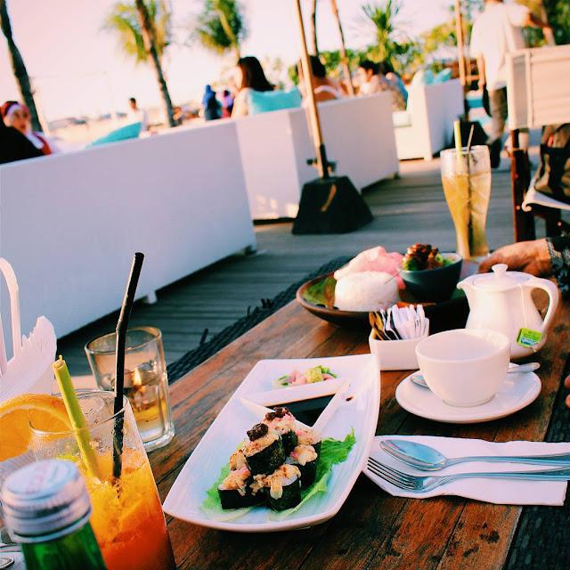 Segarra Resto - Restoran Romantis di Jakarta