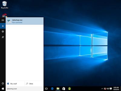 Mengubah Tampilan Windows 10