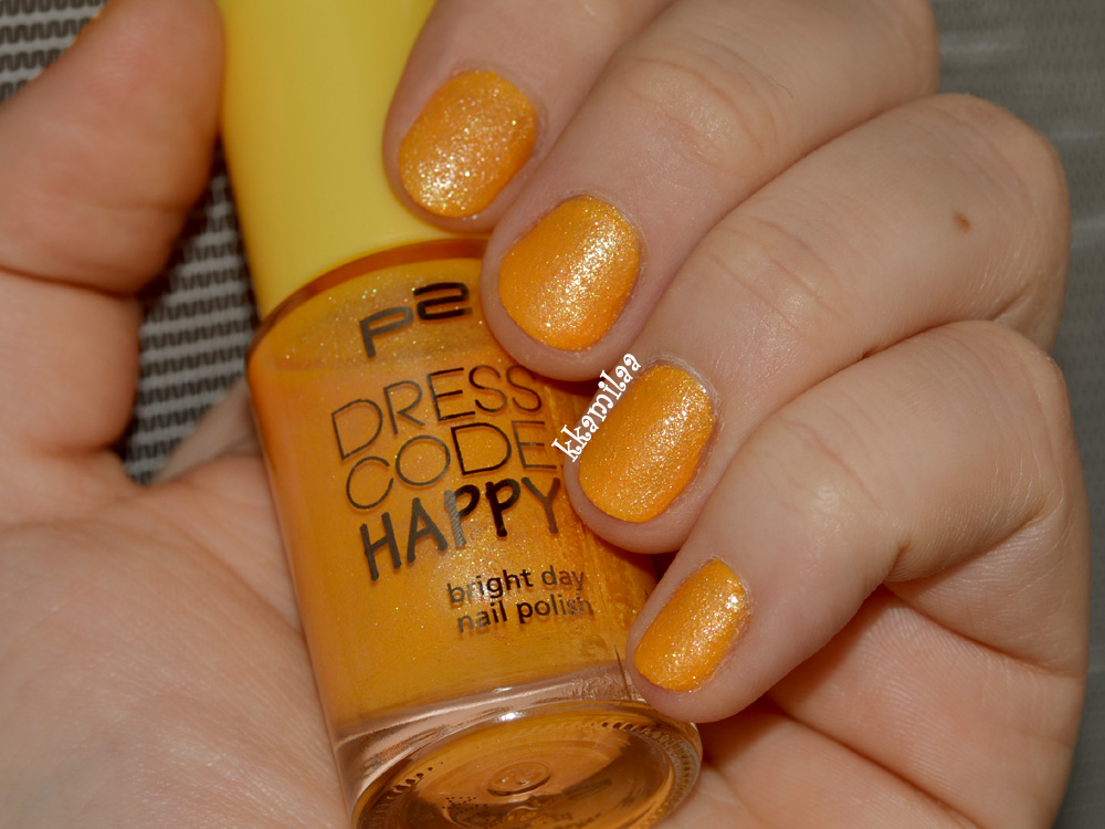 p2 Dresscode Happy nr 020 - Mango Sorbet