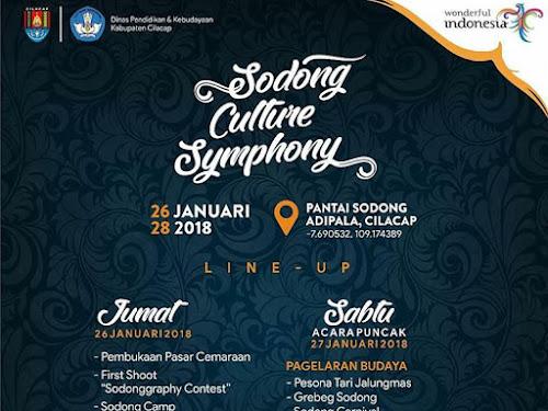 Sodong  Culture Symphony 2017 Cilacap