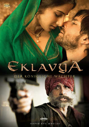 Eklavya The Royal Guard 2007 WEB-DL 300MB Hindi 480p watch Online Full Movie Download bolly4u