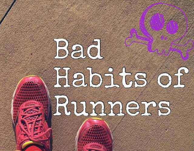 bad habits of runners online personal trainer coach virtual races