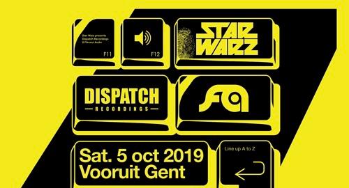 Black Barrel - Star Warz x Dispatch x Flexout Mix Pt 2 [Aug