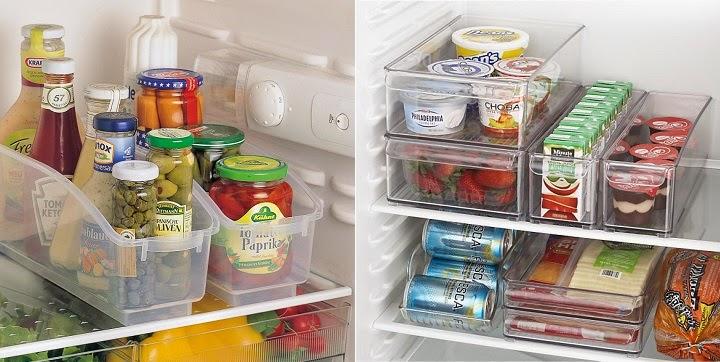 Consejos para la casa ideas para la cocina for Como ordenar la nevera