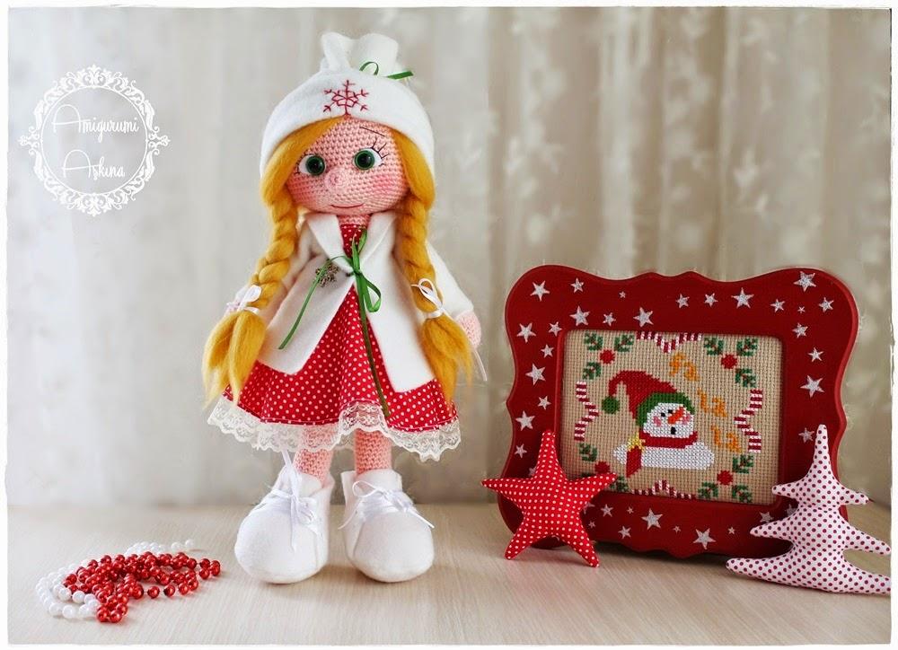 Amigurumi Dolls Free Patterns : Ballerina doll amigurumi pattern amigurumi today