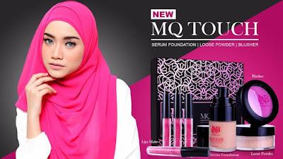 Set Make Up MQ Touch